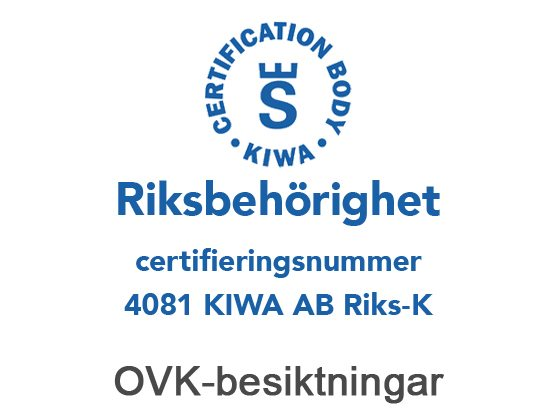 OVK-besiktning - Obligatorisk VentilationsKontroll
